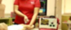 AHA instructor course banner image