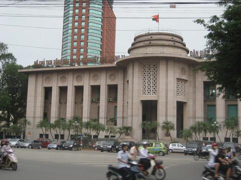 0417 Hanoi Post Office