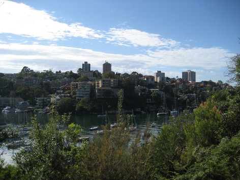 0314 Mosman and Cermorne Point