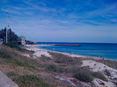 0329 Cottesloe Beach