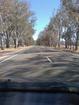0320 Driving to Bendigo