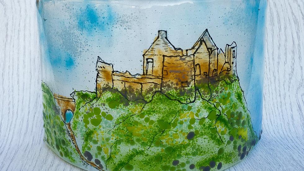Dunluce Castle curve