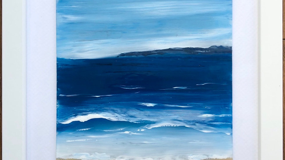 Seascape - Beach Waves