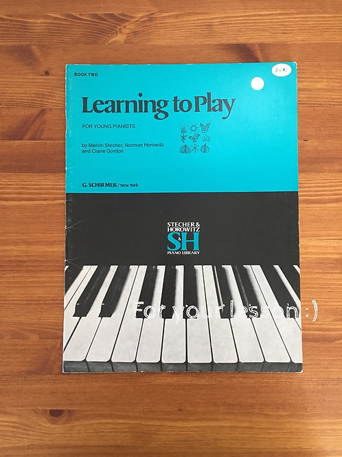 Learning to Play
