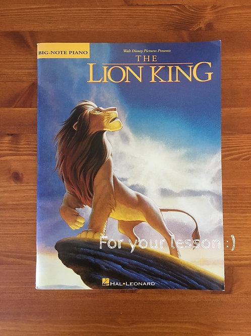 The Lion King By Elton John, Tim Rice