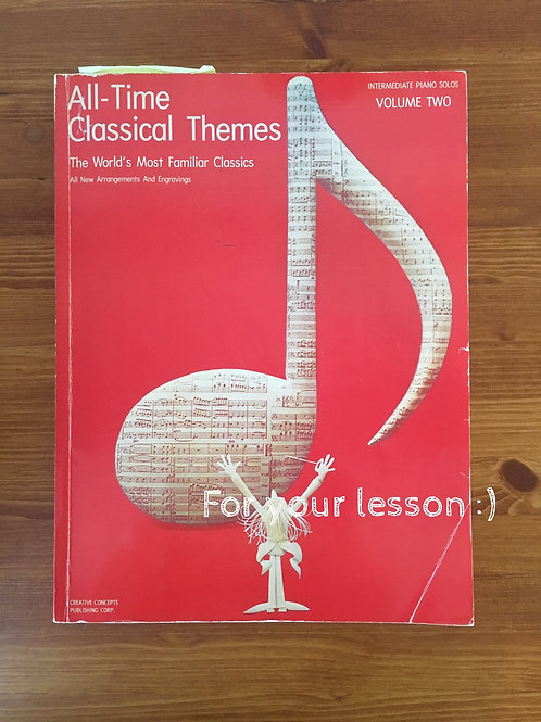All-Time Classical Themes Volume Two