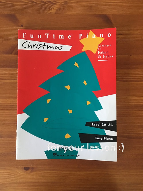 Fun Time Piano Christmas : Level 2A