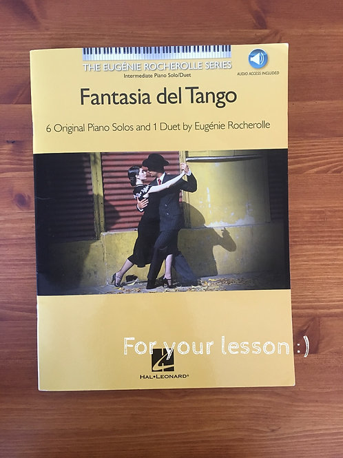 Fantasia del Tango ByEugenie R. Rocherolle