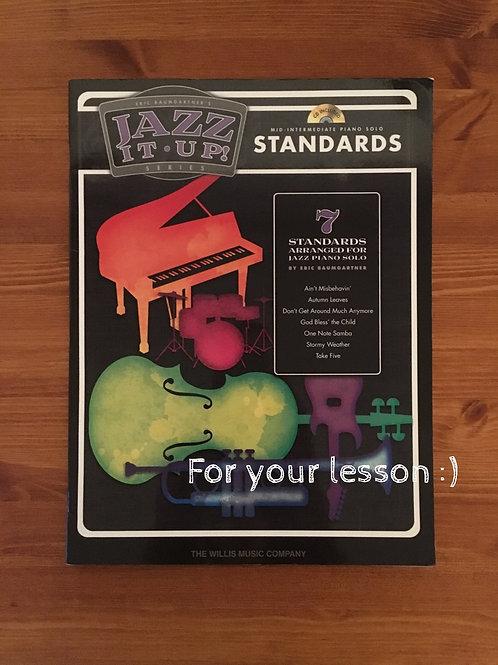 Eric Baumgartner's Jazz It Up! - Standards