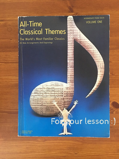 All-Time Classical Themes Volume One