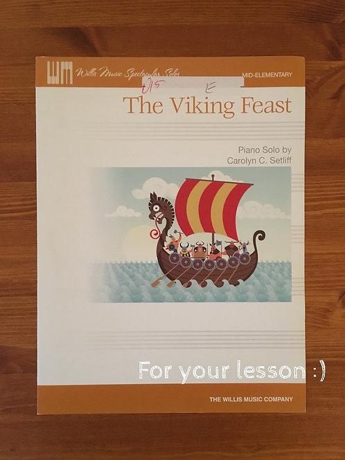 The Viking Feast ByCarolyn C. Setliff