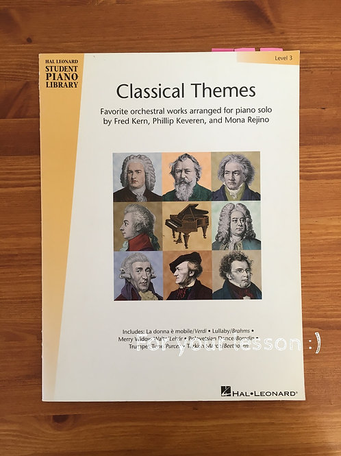 Classical Themes - Level 3