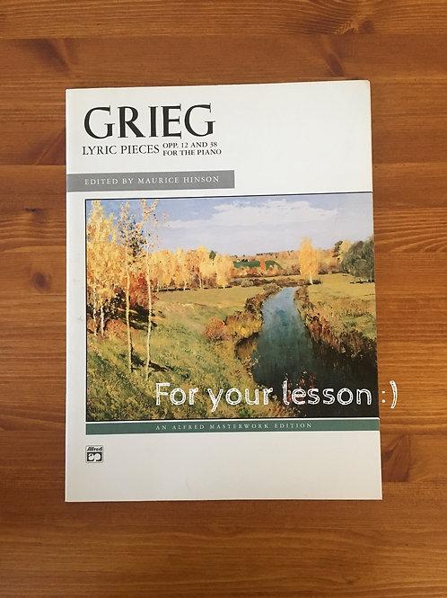 Grieg Lyric Pieces