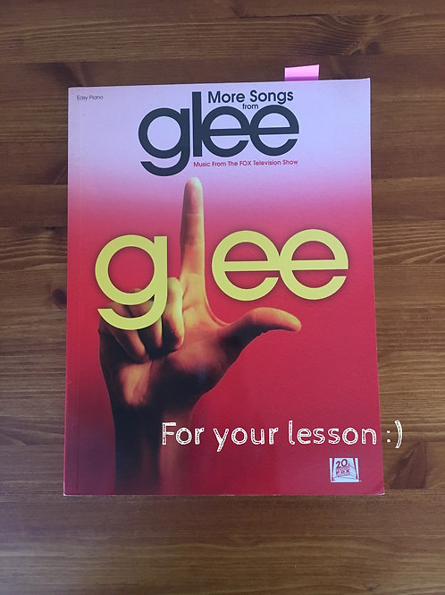 glee : more songs