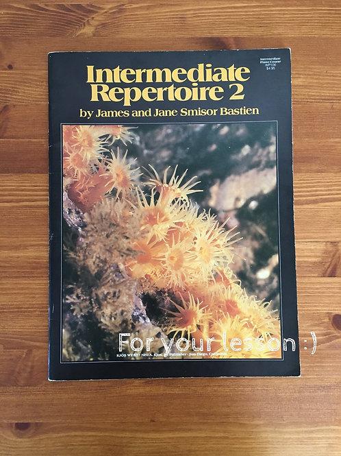 Intermediate Repertoire 2