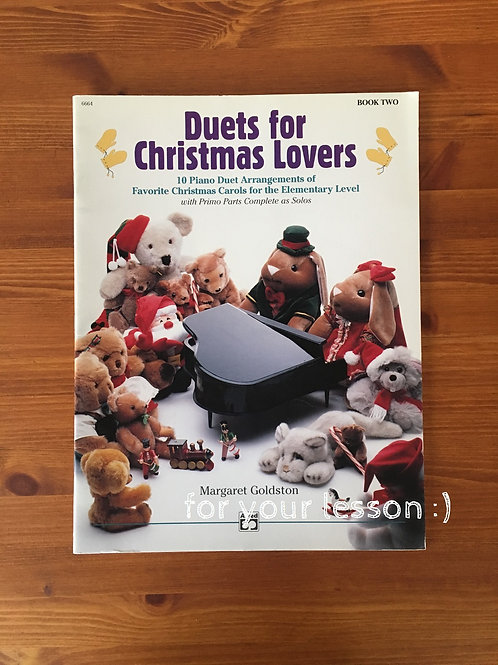 Duets for Christmas Lovers