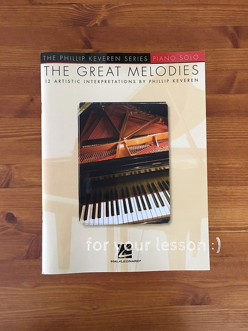 the Great Melodies