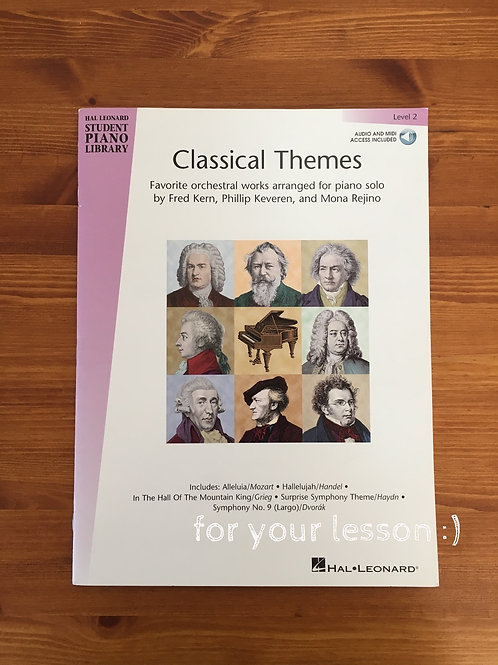 Classical Themes Level 2