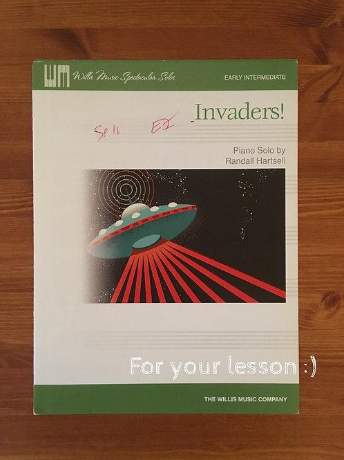 Invaders! ByRandall Hartsell