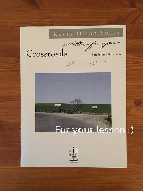 Crossroads By Kevin Olson