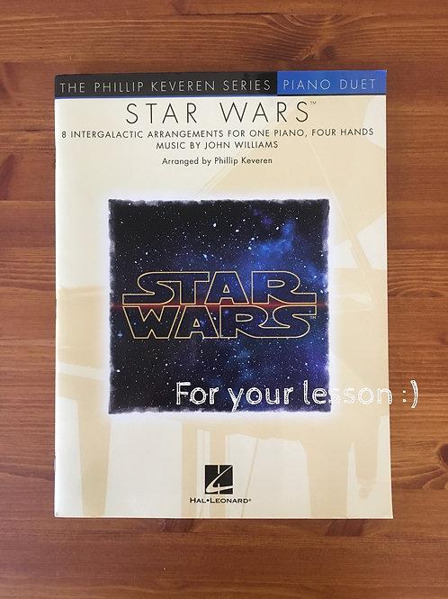 Star Wars arr. Phillip Keveren The Phillip Keveren Series Piano Duet