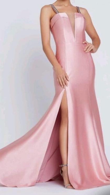 Vestido Longo Rose Ref: 1072