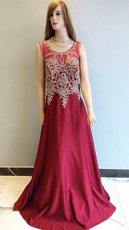 Vestido Longo Ref. 9695