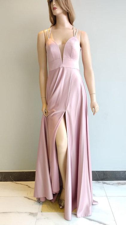 Vestido longo Rose Ref. 171
