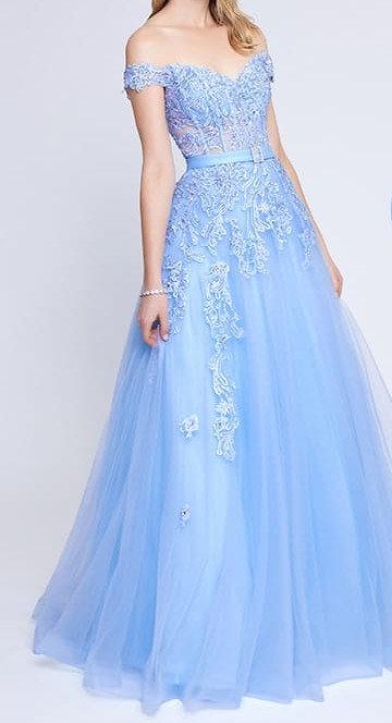 Vestido Debutante Ref. 8095