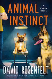 animal instinct book
