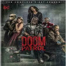 doom patrol dvd