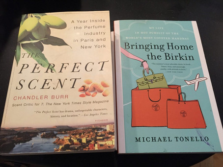 """Two Hermès Books: Review of """"Bringing Home the Birkin"""" and """"The Perfect Scent&#822"""