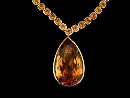 Citrine at the Smithsonian