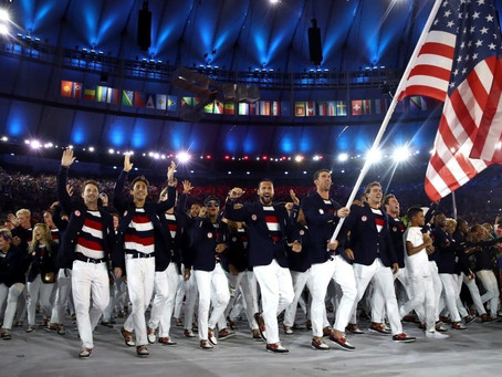How did USA style up for the Opening Ceremonies?