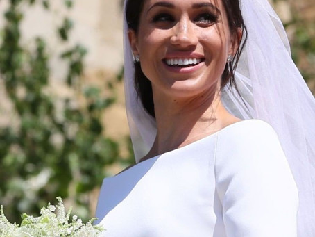 Markle Sparkle – the jewelry of the royal wedding