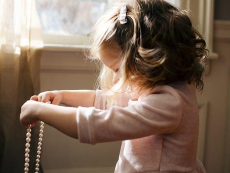 Beware of lead in children's jewelry