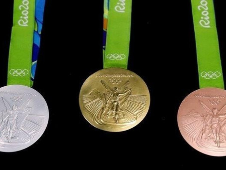 The Incredible Sustainability of the Olympic Medals