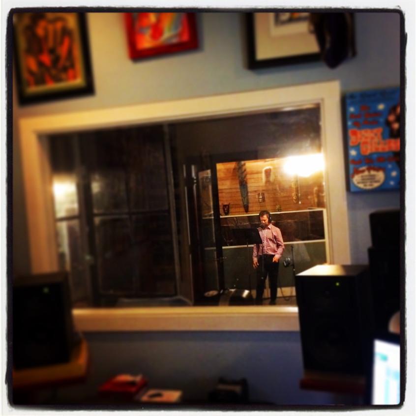 Jeff on the mic ...