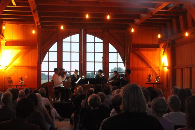 Barn Concert