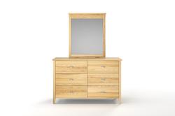 CW - Ivydale 6 Drawer Dresser