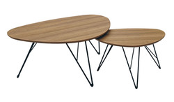 FC - Reno Lamp Table Oval