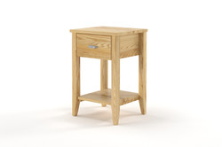CW - Ivydale Small 1 Drawer Bedside