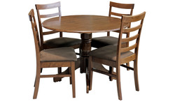 FC - Albany Dining Suite 5PCE Round