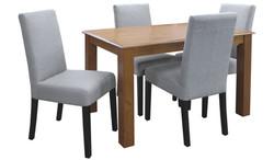 FC - Kendal-1200 + T-Bar Light Grey chairs