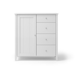 CW - Adventure Wardrobe white front -  - NZ made - available in multiple colours & a varie