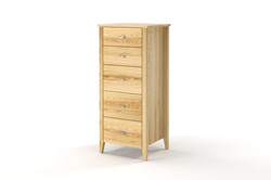 CW - Ivydale 5 Drawer Lingerie Chest