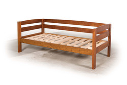 CW - Daybed - undressed - nz made - available in multiple colours & a variety of handles
