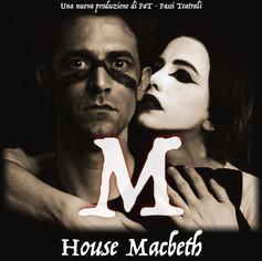 Gledis in scena a Milano con House Macbeth