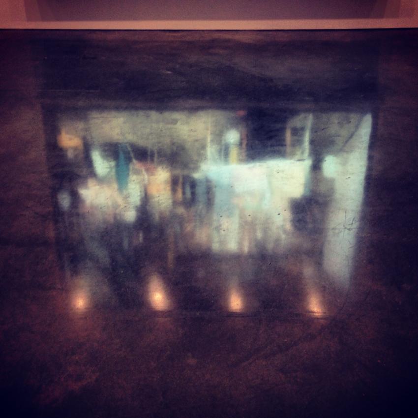 Reflecting Wall #6