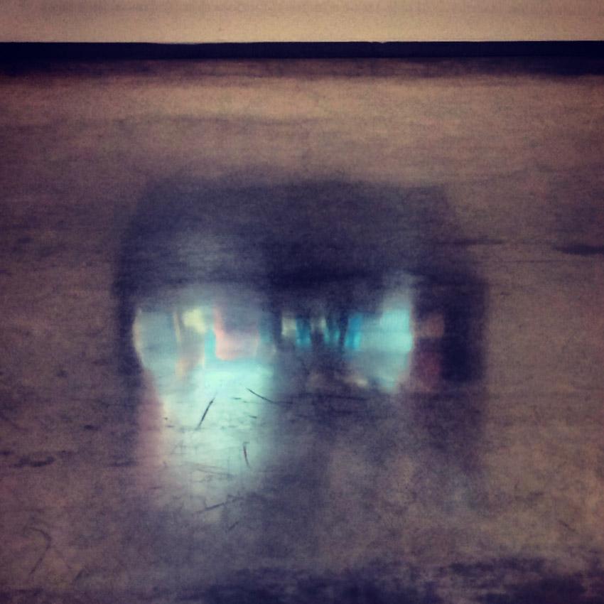 Reflecting Wall #2